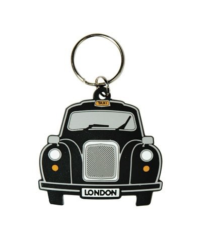 LONDON - taxi  Breloczek
