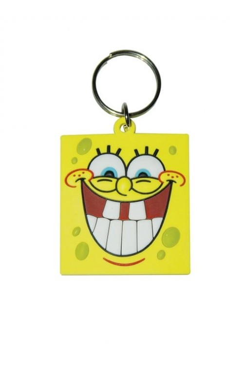 SPONGEBOB - teeth Breloczek