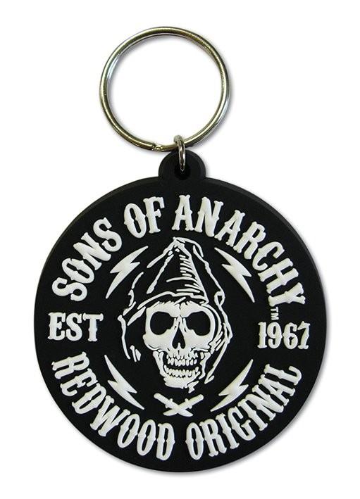 Synowie Anarchii - Redwood Original Breloczek