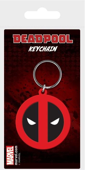 Breloczek Deadpool - Symbol