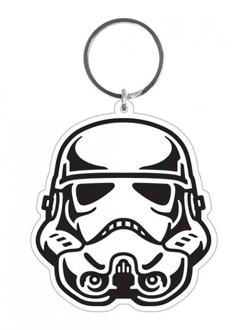 Breloczek Gwiezdne wojny - Storm Trooper
