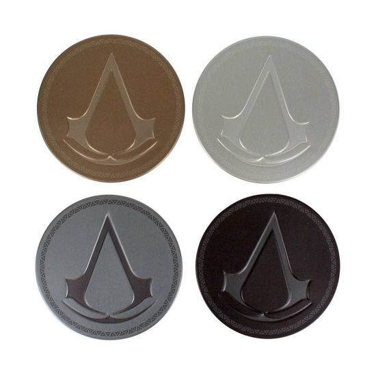 Assasins Creed - Logo Buque costero
