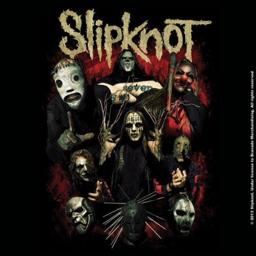 Slipknot – Come Play Dying Buque costero