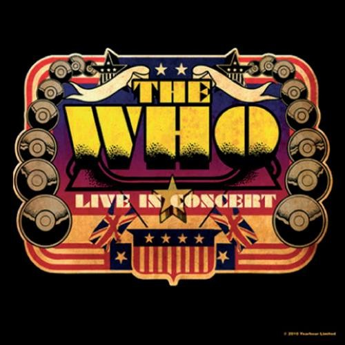 The Who – Live In Concert Buque costero