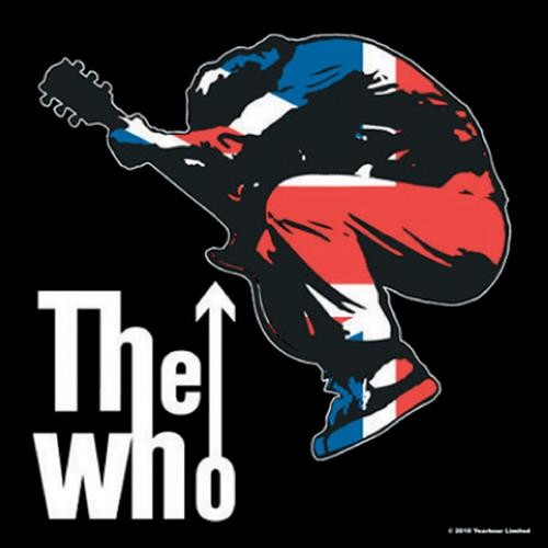 The Who – Townsend Leap Buque costero