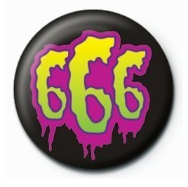 666 SLIME button