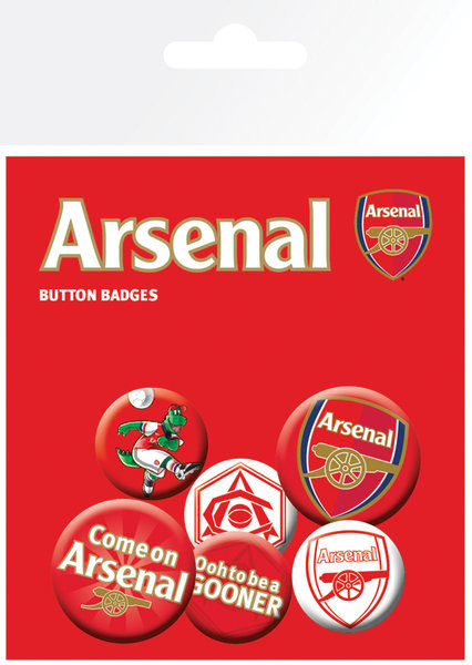 ARSENAL button