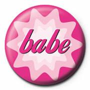 Babe button