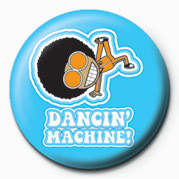D&G (DANCIN' MACHINE) button
