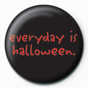 D&G (EVERYDAY IS HALOWEEN) button