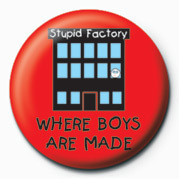 D&G (STUPID FACTORY) button
