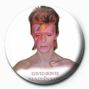 DAVID BOWIE (ALADDIN SANE) button