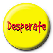 Desperate button