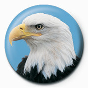 EAGLE HEAD button