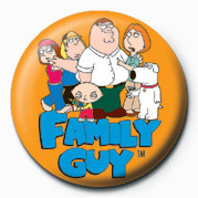 Family Guy button