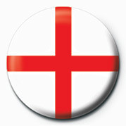 FLAG - ST GEORGES button