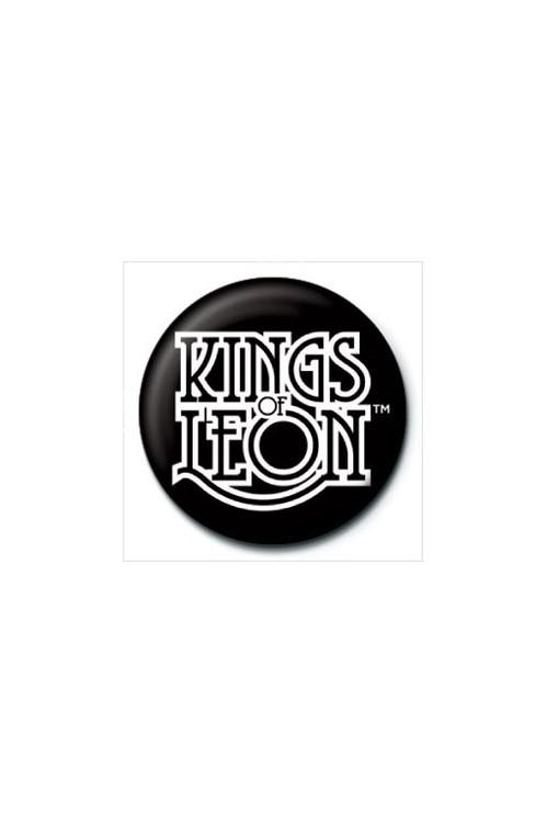 KINGS OF LEON - logo button