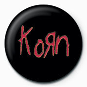 KORN - LOGO button
