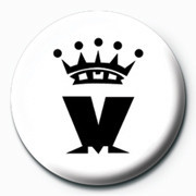 MADNESS - Logo button