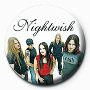 NIGHTWISH (BAND) button