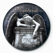 NIGHTWISH (ONCE) button