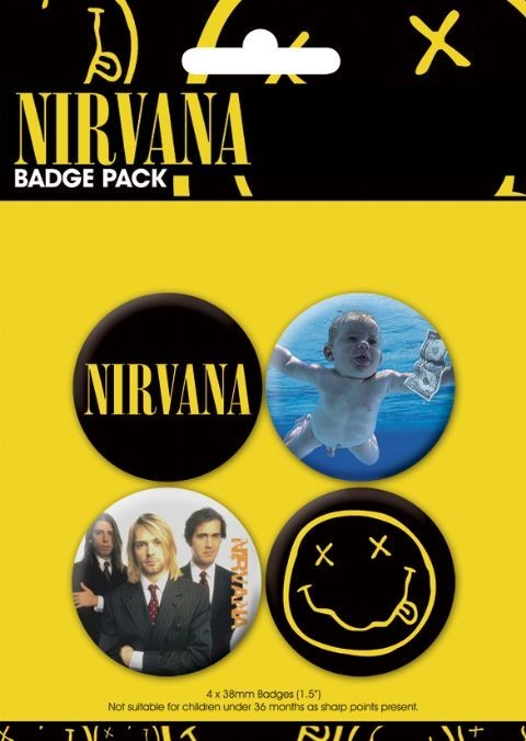 NIRVANA button