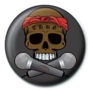 SKULLDUGGERY - rapper button