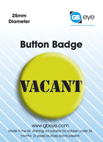 Vacant button