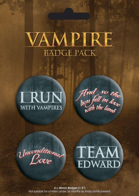 VAMPIRES button