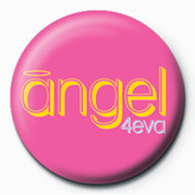 Button ANGEL 4EVA