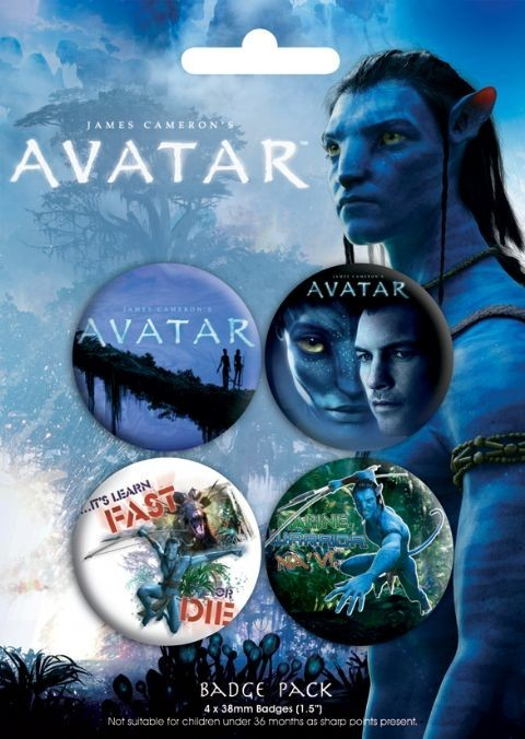 AVATAR Button