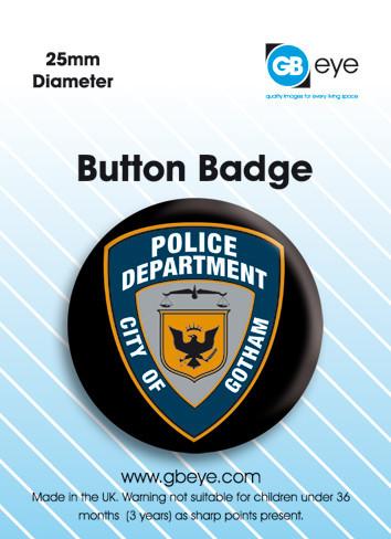 Button  BATMAN POLICE