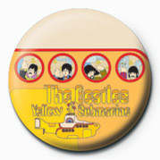 Button BEATLES (PORTHOLES)