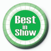 BEST IN SHOW Button