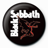 Button  BLACK SABBATH - Lucifer