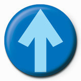 Button BLUE ARROWS
