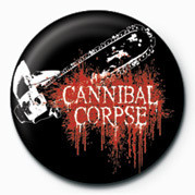 Button  CANNIBAL CORPSE (SAW)