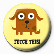 Button D&G (Fetch This)