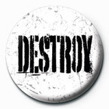 Button DESTROY