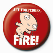 Button  Family Guy (Fire)