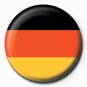 Flag - Germany Button