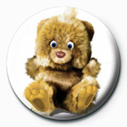 Button JAMSTER - Brown Bear (Sitt