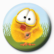 Button JAMSTER - Sweety the Chick
