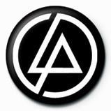 Button LINKIN PARK - circle logo