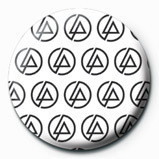 Button LINKIN PARK - multi logo