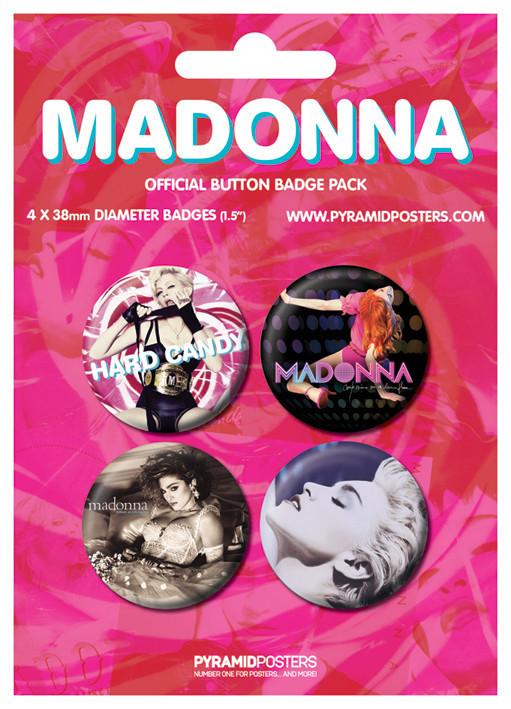 Button MADONA - Albums