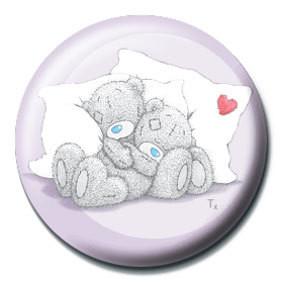 Button ME TO YOU - umarmung
