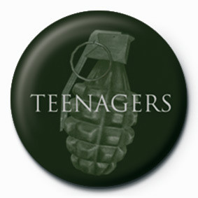 Button My Chemical Romance - Teen