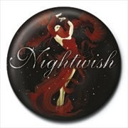 NIGHTWISH - dancer Button