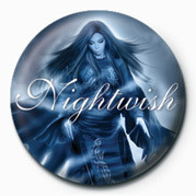 Button  NIGHTWISH (GHOST LOVE)